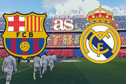 LIVE: BARCELONA  vs REAL MADRID