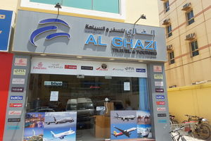 Al Ghazi - Dubai-OFFICE ASSISTANT