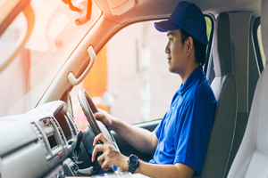 Light Driver Job in Dubai