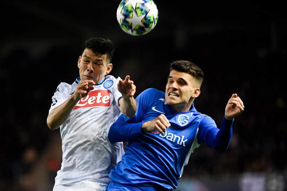 LIVE : Napoli vs Genk Highlights