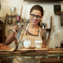 BARISTA ( AT LEAST 2 YEARS OF EXPERIENCE, SALARY UPTO AED 2500 ALL INCLUSIVE)