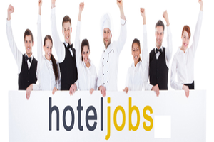 Hotel Staff Job in Dubai