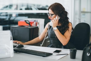Receptionist for Spa in Motor City